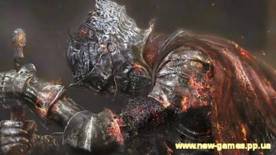 Быстрое прохождение Dark Souls 3 занимает менее двух часов