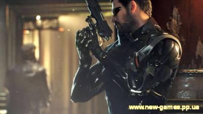 Замечательный сюжет в Deus Ex: Mankind Divided